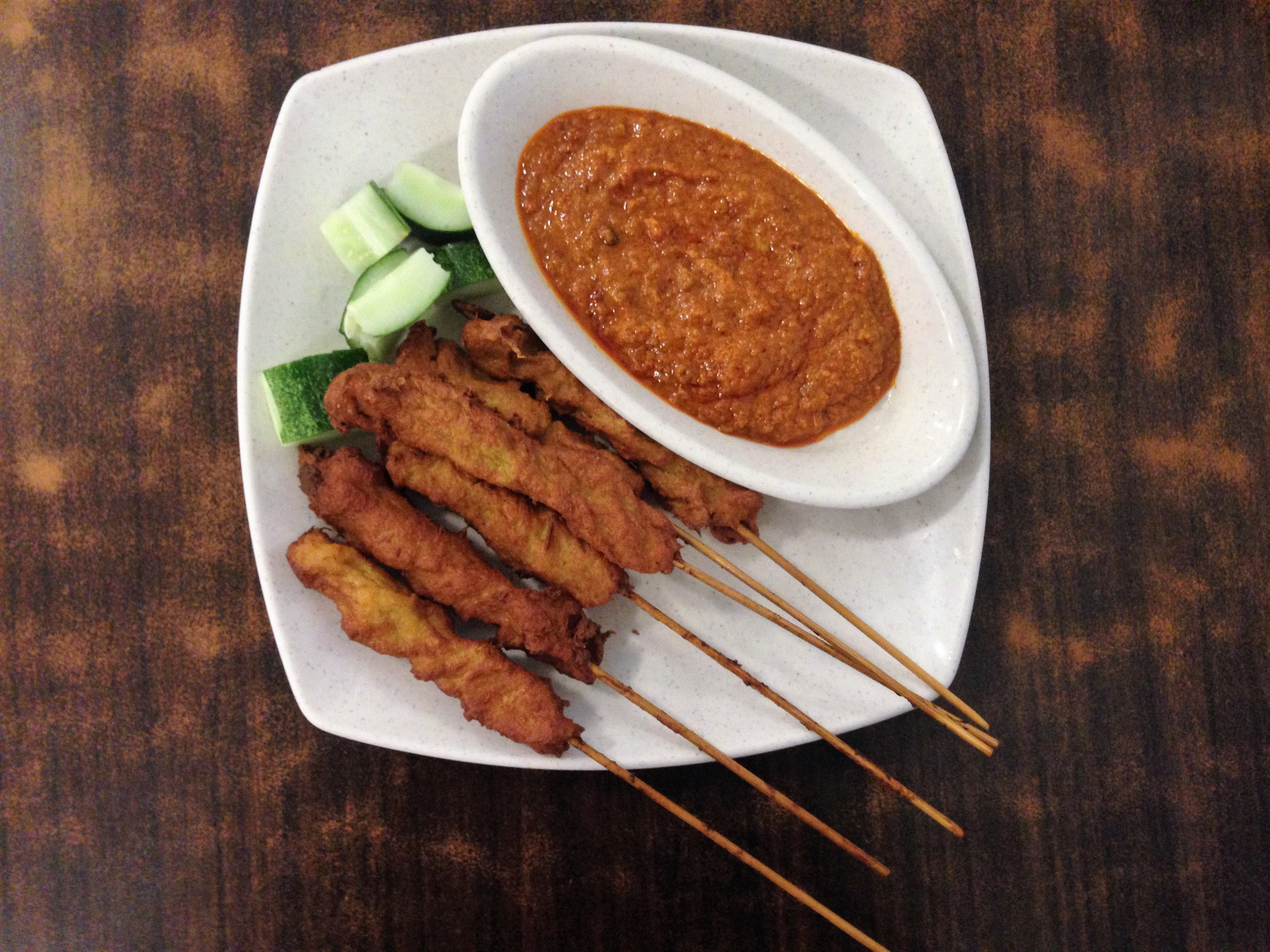 """Chicken Satay"""